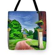 Missouri Botanical Garden Pathway Tote Bag