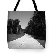 Missouri Route 66 2012 Bw Tote Bag