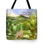 Missouri View Tote Bag