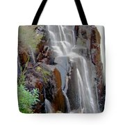 Mist From The Falls Tote Bag