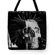 Mist Of Death Tote Bag
