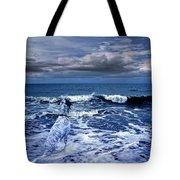 Mister Kallinski And The Sea Tote Bag