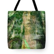 Mistress Of The Wind Tote Bag
