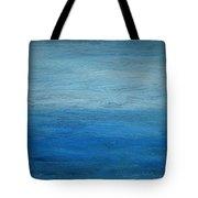 Misty Beach Tote Bag