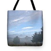 Misty Monday Tote Bag