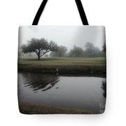 Misty Morning Nola Tote Bag