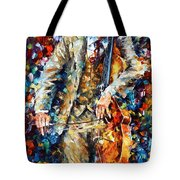 Misty Music 2nd Version Tote Bag