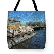 Mitchell Crossing Tote Bag