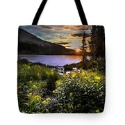 Mitchell Sunrise Tote Bag
