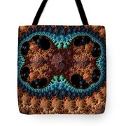 Mitosis - Cards And Phone Cases Tote Bag