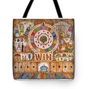 Mitzvah Tote Bag