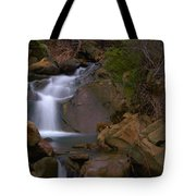 Mix Canyon Creek Tote Bag by Bill Gallagher