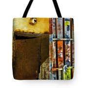 Mixed Elements Two Tote Bag