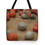 Mixed Pumpkins Tote Bag