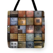 Mixed Up Tote Bag