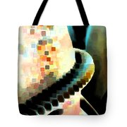 Mixing Cement Tote Bag