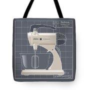 Mixmaster - Ivory Tote Bag