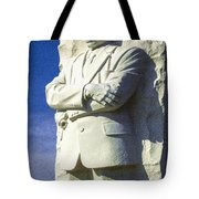 Mlk 5211 Colored Photo 1 Tote Bag