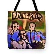Mlk Fatherhood 2 Tote Bag