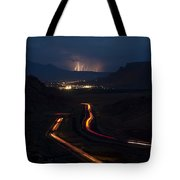 Moab Storm Tote Bag