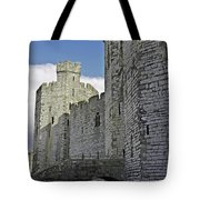 Moat And Bridge Tote Bag