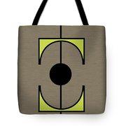 Mobile 1 In Green Tote Bag