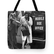 Mobile Box Office Phone Tote Bag