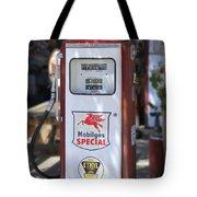 Mobilgas Special - Tokheim Pump Tote Bag