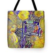 Mobility Of The Mind Tote Bag