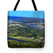 Moccasin Bend Tote Bag