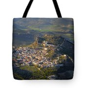 Moclin Castle Tote Bag