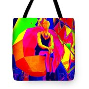 Mod Muse Tote Bag