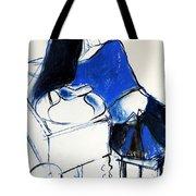 Model #4 - Figure Series Tote Bag