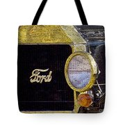 Model A Ford Tote Bag