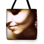 Model - Beauty Tote Bag