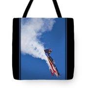 Model Plane 5 Tote Bag