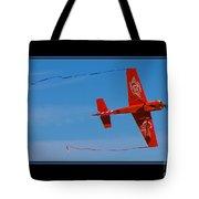 Model Plane 6 Tote Bag