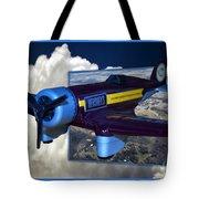 Model Planes Hershey 01 Tote Bag
