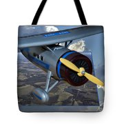 Model Planes Top Wing 04 Tote Bag