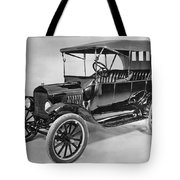 Model T Ford (1921) Tote Bag