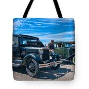 Model T Fords Tote Bag by Steve Harrington