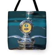 Model T Hood Ornament Tote Bag
