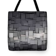 Modern Abstract Art Xx Tote Bag