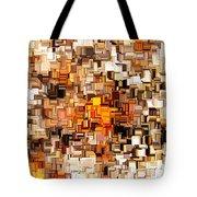Modern Abstract Xxvi Tote Bag