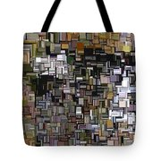 Modern Abstract Xxxii Tote Bag