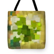 Modern Abstract Xxxv Tote Bag