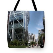 Modern Architecture - Nyc Tote Bag