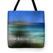 Modern-art Bondi Beach Tote Bag