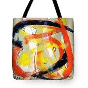 Modern Art Eighteen Tote Bag