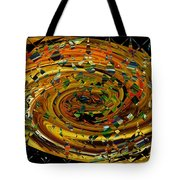 Modern Art II Tote Bag